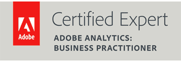 Certified Expert Adobe Analytics Business Practitioner